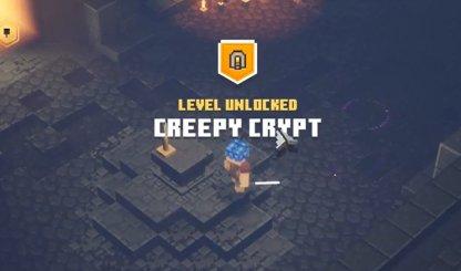 Biome de la crypte effrayante