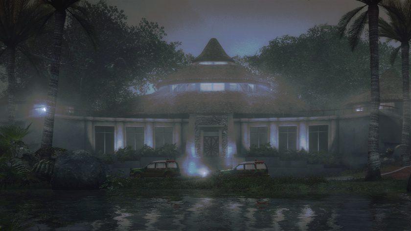 Le mod Jurassic Park pour Half-Life 2 devient un jeu autonome