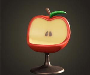 Chaise Apple