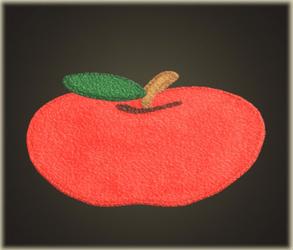Tapis Apple