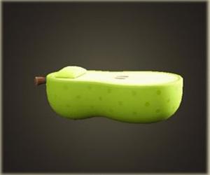 Lit de poire