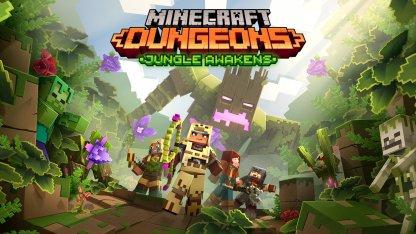 Donjons Minecraft - Jungle Awakens