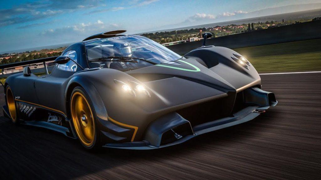 Une marque de Gran Turismo est enregistrée qui pointe vers le lancement de la PS5