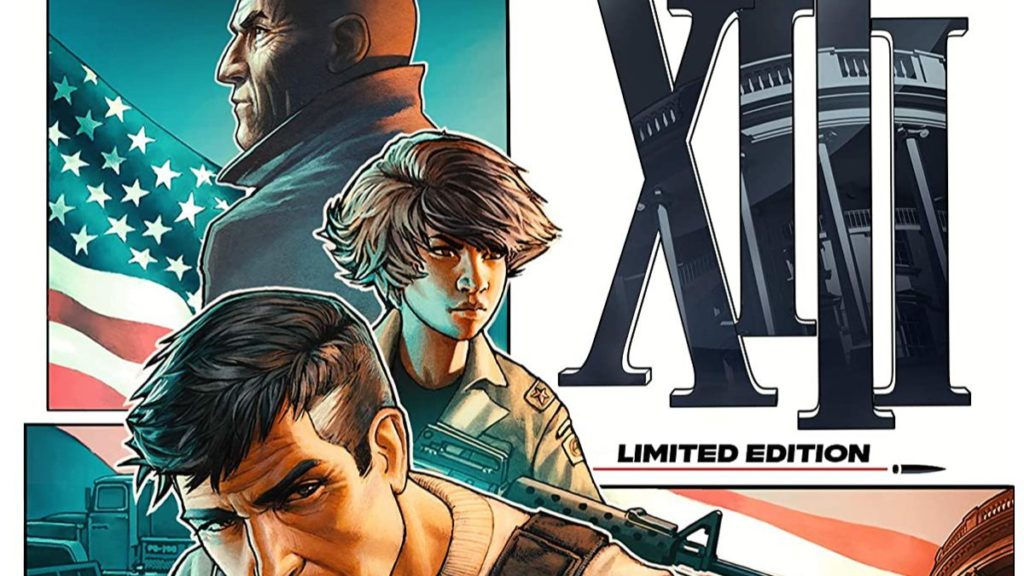 Amazon date le remake de XIII, FPS emblématique à l'esthétique comique, pour cette année
