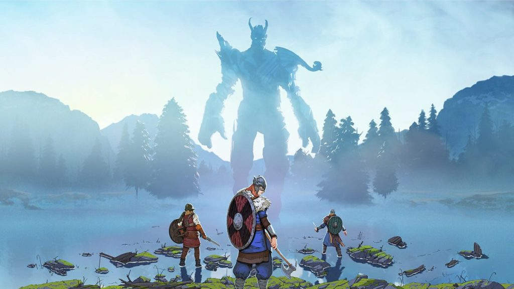Gearbox annonce Tribes of Midgard pour PS5 et PC