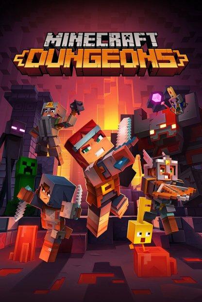 Date de sortie de Minecraft Dungeons