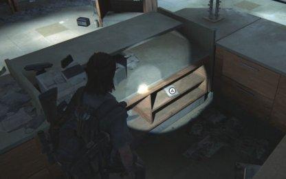 Code derrière le comptoir