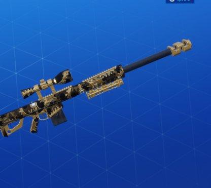 Wrap CLOCKWORK - Fusil de sniper