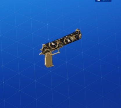 Wrap CLOCKWORK - Pistolet