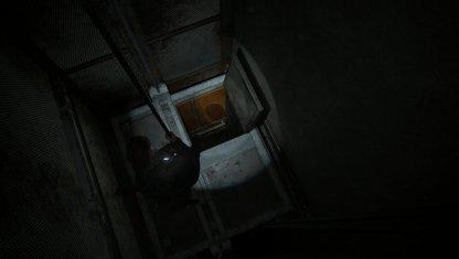 Garage du palais de justice au sous-sol