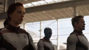 Voici ce que Avengers: Endgame Time Travel Costumes Marvel a jeté