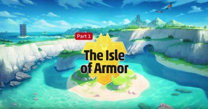 Ile d'Armure   Guide pas à pas sur l'île d'Armour   Pokémon épée et bouclier – JeuxPourTous