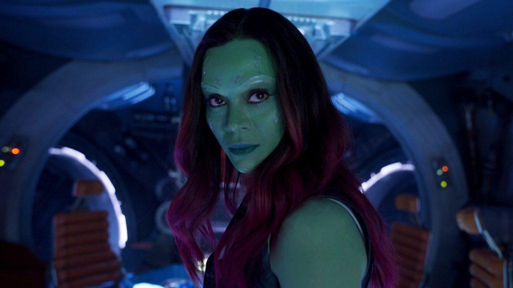 """Amanda Seyfried a rejeté le rôle de Gamora dans Guardians of the Galaxy parce qu'elle """"ne voulait pas être verte""""."""