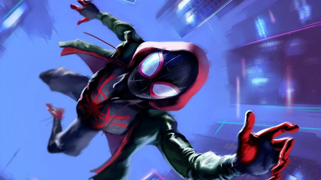 Ce serait un film de Miles Morales dans l'univers de Spider-Man de Sam Raimi