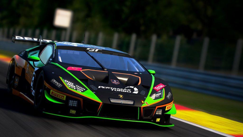 Critique d'Assetto Corsa Competizione pour PS4 et Xbox One