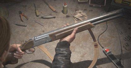 Fusil à canon double