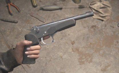 Pistolet de chasse