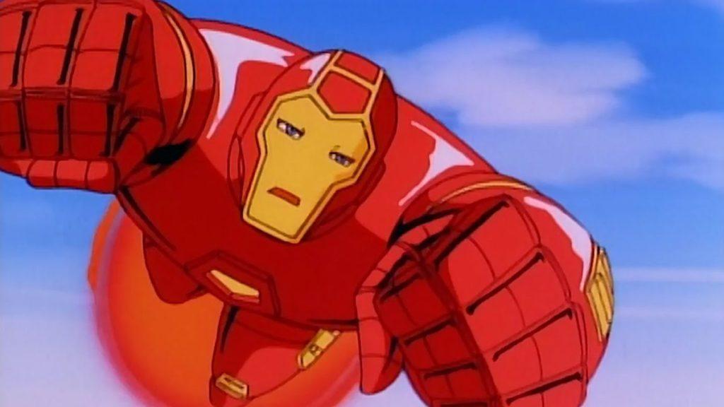 Marvel partage une vidéo avec les moments les plus drôles d'Iron Man dans sa série animée