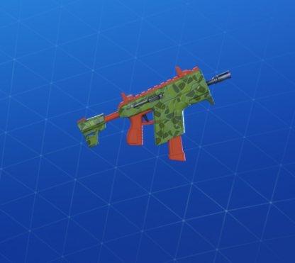 DINO Wrap - Pistolet mitrailleur