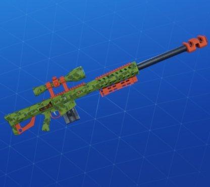 DINO Wrap - Fusil de sniper
