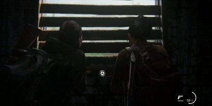 Évent ouvert dans la salle d'entretien du toit pour s'échapper