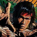 Une nouvelle image du plateau de tournage de Shang-Chi et de la légende des dix anneaux est divulguée