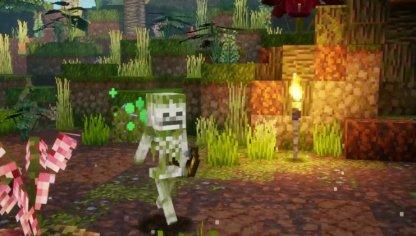 Comes In Minecraft Dungeons Mise à jour gratuite