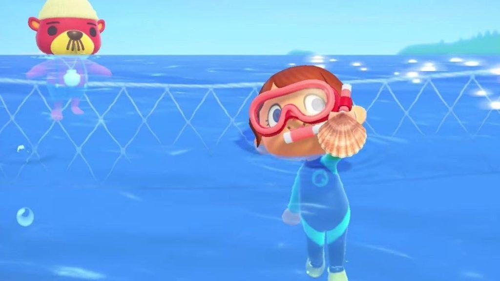 Animal Crossing: New Horizons présente sa première mise à jour estivale