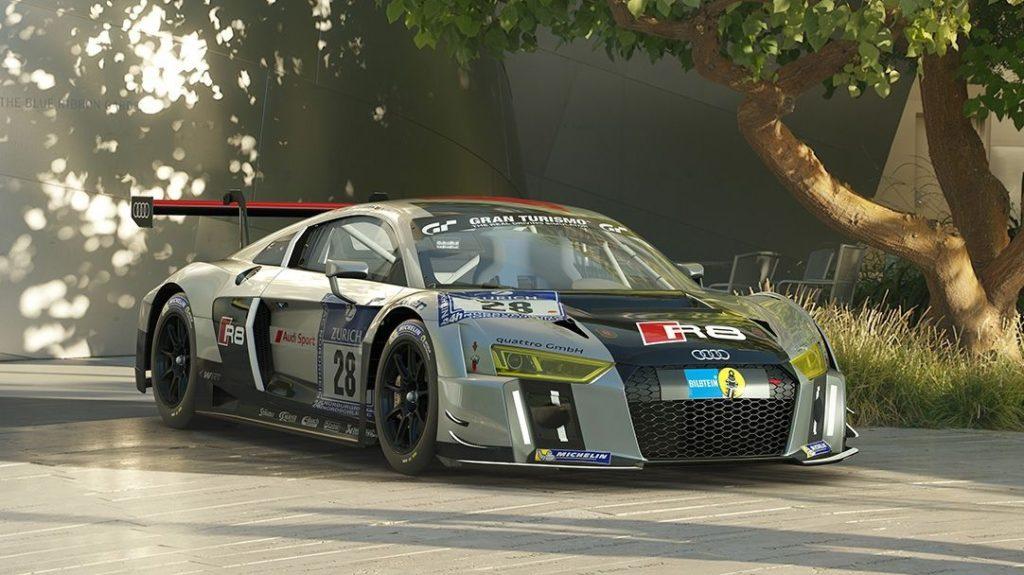Audi et PlayStation annoncent un concours qui allie simulation et réalité