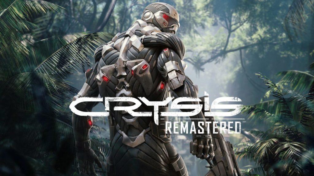 Bande-annonce filtrée, images et date de sortie de Crysis Remastered