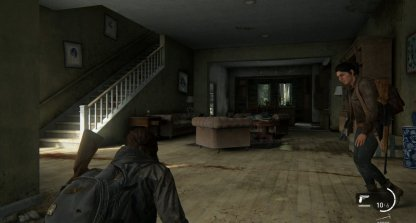 Capitol Hill – Seattle Day 1 (Ellie) Chapter Story Procédure pas à pas  – The Last Of Us 2