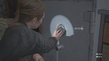Code de combinaison de coffre-fort – Comment débloquer et récompenses  – The Last Of Us 2