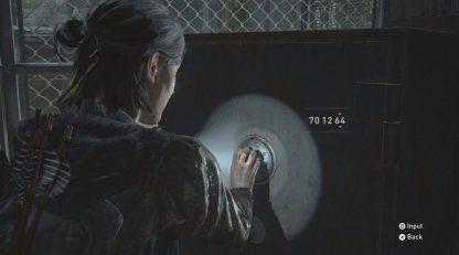Combinaison de codes de sécurité pour bateaux – Emplacement et comment déverrouiller  – The Last Of Us 2