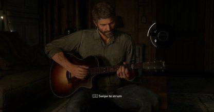 Comment jouer de la guitare  – The Last Of Us 2