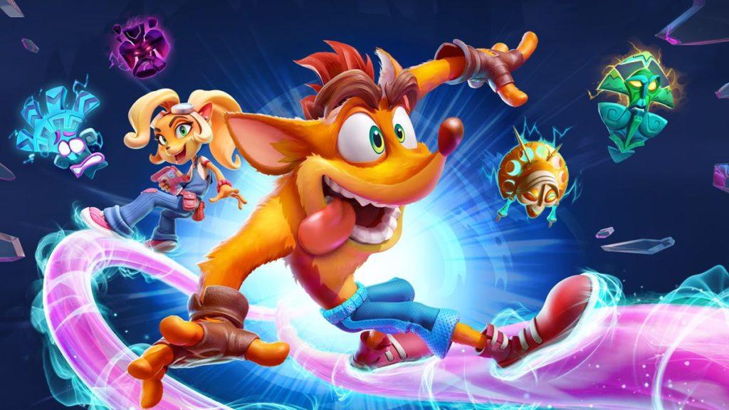 Crash Bandicoot Interview 4 – Entre l'hommage à Naughty Dog et Toys pour le plus grand défi de Bob