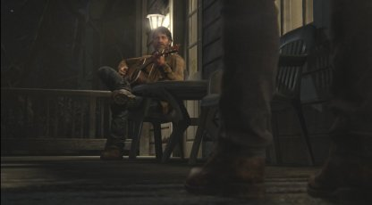 Épilogue – Procédure pas à pas de l'histoire du chapitre La Ferme (Épilogue) – The Last Of Us 2