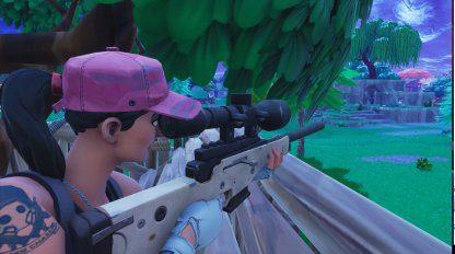 Fortnite | Éliminations d'armes de portée – Mission Junk Storm – JeuxPourTous