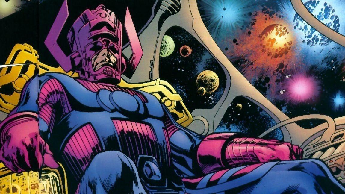 L'une des principales raisons de vouloir un univers Marvel unifié sur grand écran est que nous puissions voir les héros les plus puissants de la Terre affronter le dévoreur des mondes lui-même, Galactus. Marvel a une longue histoire de grands contes de Galactus remontant à la trilogie originale de Galactis dans Stan Lee et Fantastic Four de Jack Kirby. Nous n'avons aucun doute que le méchant retournera tôt ou tard au cinéma, mais nous préférerions qu'il fasse face à plus que les Quatre Fantastiques.