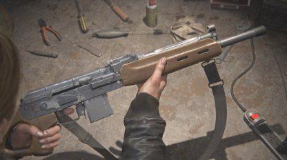 Guide de carabine semi-automatique – Mises à niveau et emplacement  – The Last Of Us 2