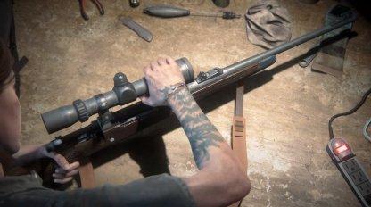 Les mises à niveau des armes d'épaule et des pistolets sont persistantes