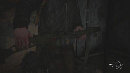 Guide du lance-flammes – Mises à niveau et emplacement  – The Last Of Us 2