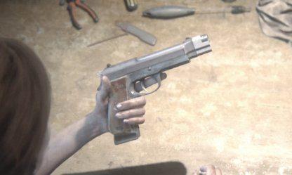Guide du pistolet semi-automatique – Mises à niveau et emplacement  – The Last Of Us 2