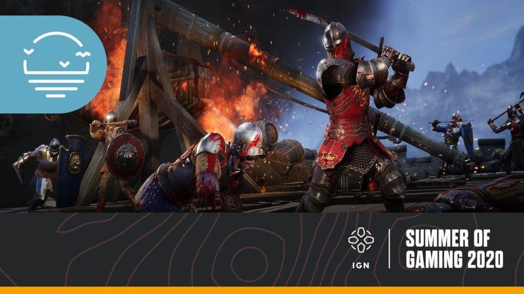 IGN Expo: Chivalry 2 fera le saut vers la nouvelle génération de consoles de jeux crossover