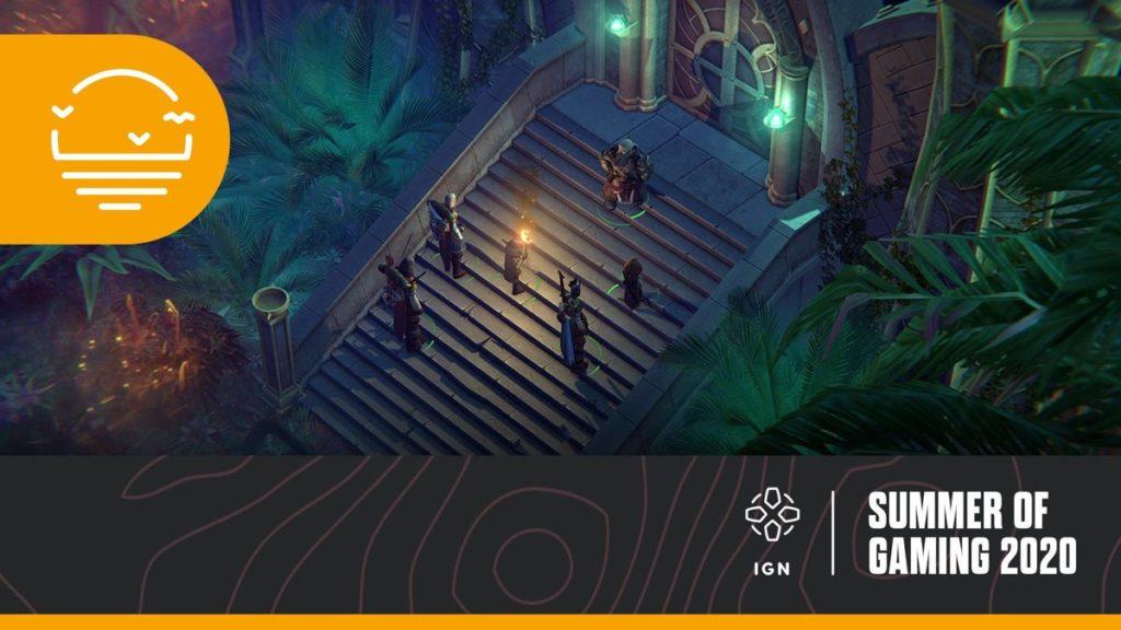 IGN Expo: Pathfinder: Kingmaker annoncé pour PS4 et Xbox One en tant qu'édition définitive