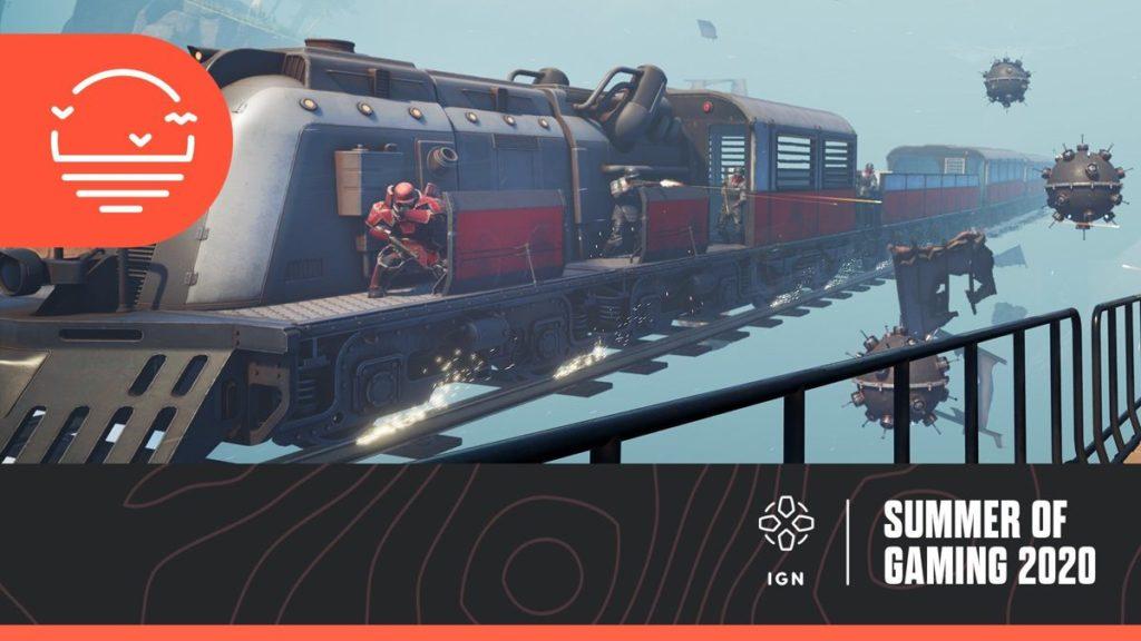 IGN Expo: Voidtrain présente une nouvelle bande-annonce pour son mélange surréaliste de trains, de monstres et de nazis