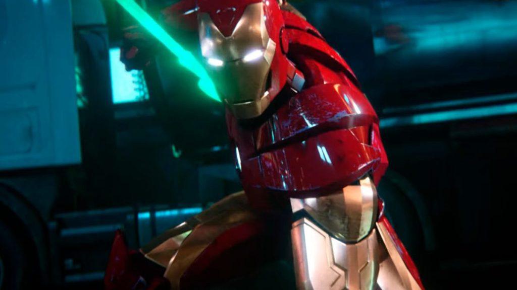 Iron Man de Marvel présente son trailer de lancement