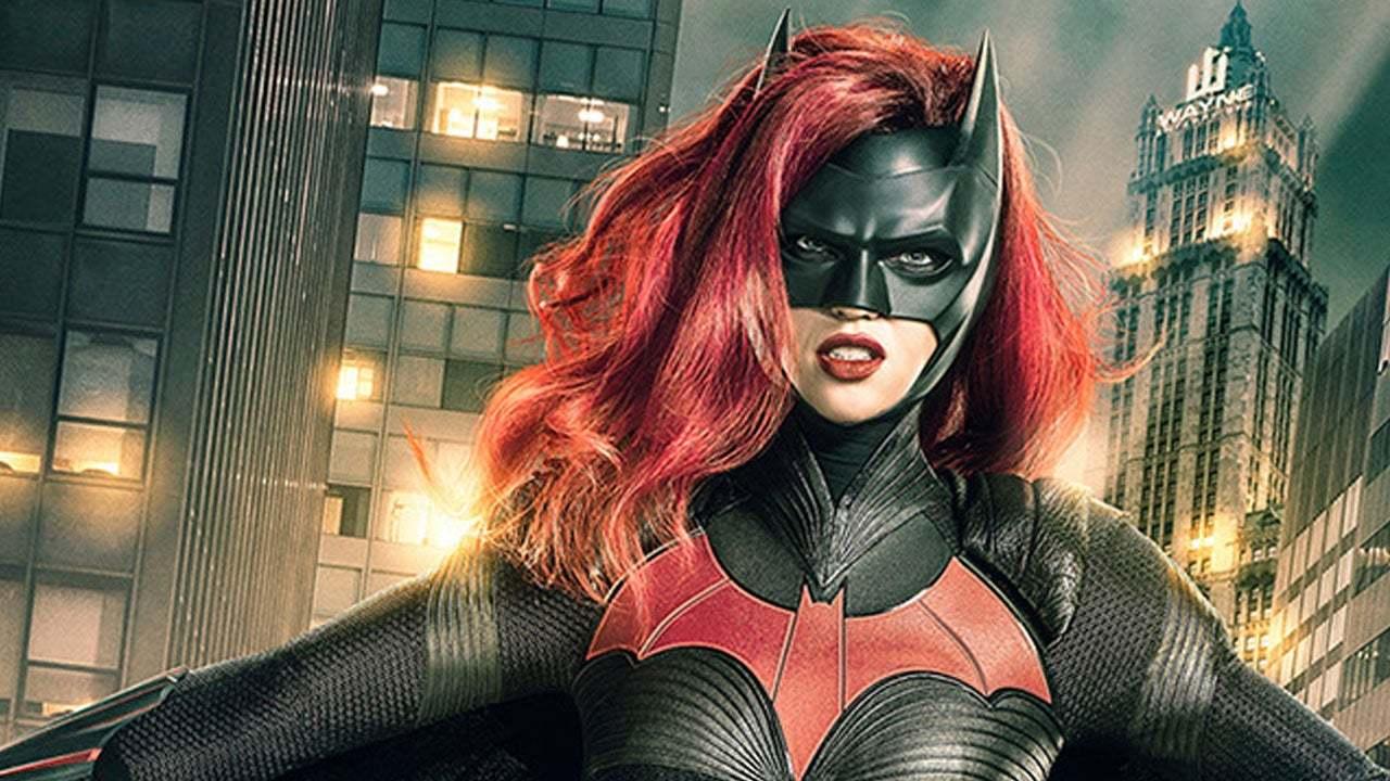 EP Caroline Dries sur l'invention d'une toute nouvelle Batwoman.