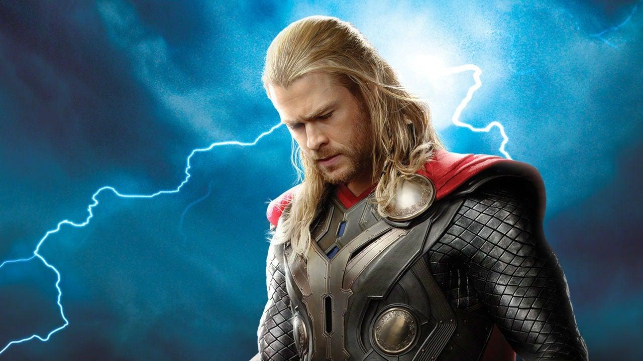 Découvrez cette conception de God of Thunder lors d'une première réunion de Kevin Feige.