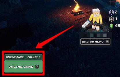 Minecraft Dungeons   Comment ajouter et jouer avec des amis