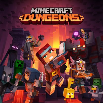 Minecraft Dungeons Base Game